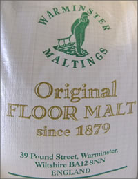 Original Warminster Floor Malt